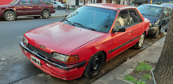 Mazda 323 Glx 1.6 Full ($39.900 Y 6 Cuotas De $5.000)