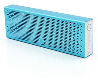 Parlante Xiaomi Bluetooth Inalambrico Mi Speaker Aluminio