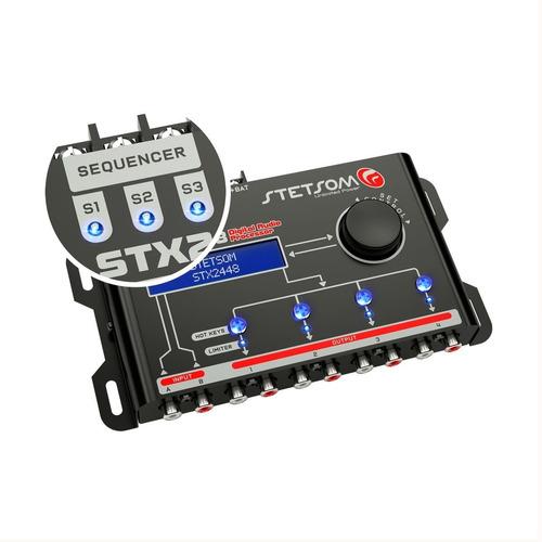 Procesador De Audio Digital Stetsom Stx2448 Altovolumen