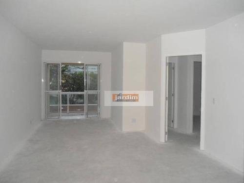 Apartamento Residencial À Venda, Vila Assunção, Santo André. - Ap2603