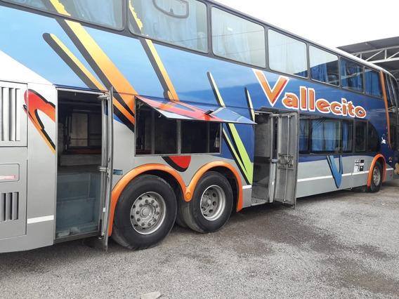 Omnibus Doble Piso... Gran Bodega ...2011 Muy Bueno !!!
