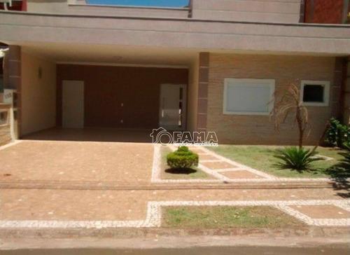 Imagem 1 de 26 de Casa Com 4 Dormitórios À Venda, 180 M² Por R$ 840.000,00 - Condomínio Raizes - Paulínia/sp - Ca2287