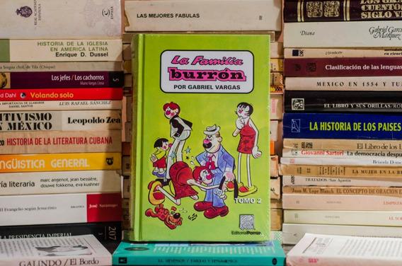 La Familia Burrón, Tomo 2, Gabriel Vargas