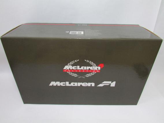 Mclaren F1 Minichamps Verde 1:12 Raríssima Não Autoart Senna