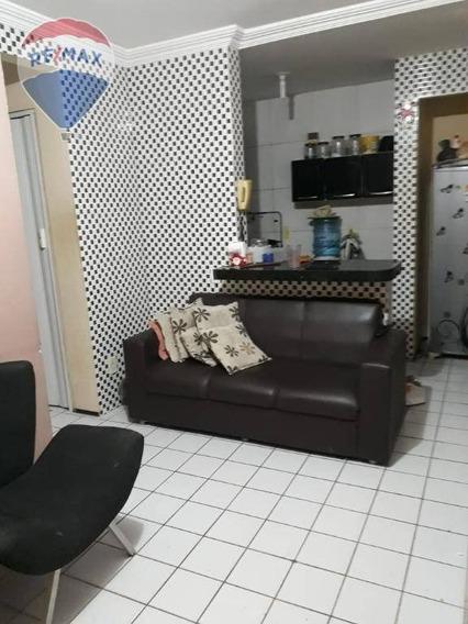 Apartamento À Venda - Conjunto Esperança - Fortaleza/ce - Ap0303