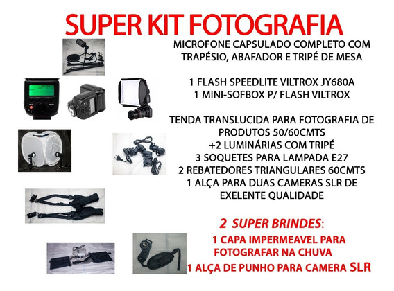 Oferta Unica Flash Canon & Nikon