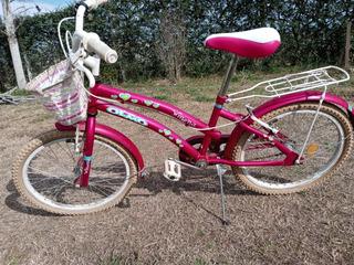 Bicicleta Para Nena Rodado 20 Marca Olmos