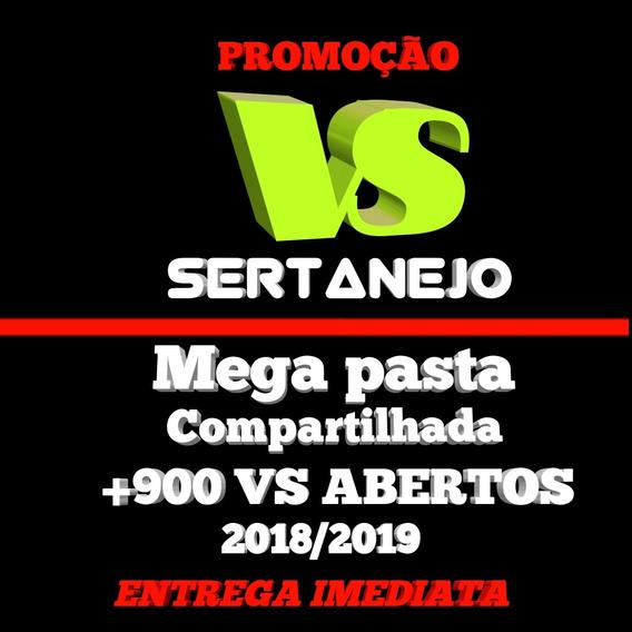 Vs Sertanejo Aberto - Super Pacote
