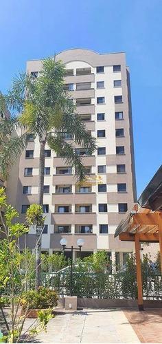 Imagem 1 de 30 de Apartamento Com 3 Dormitórios À Venda, 61 M² Por R$ 335.000,00 - Cidade Líder - São Paulo/sp - Ap0132