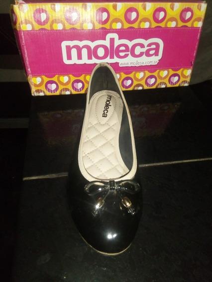 Sapato Moleca Usado