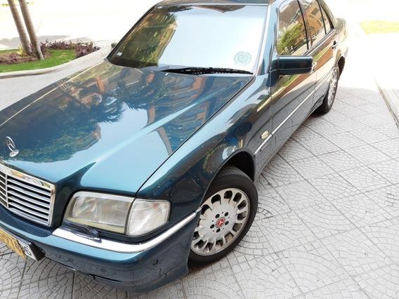 Mercedes-benz Clase C C240