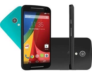Smartphone Motorola Moto G (2ª Geração) Colors Dual Chip Des