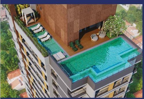 Apartamento Com 1 Dormitório À Venda, 26 M² Por R$ 199.000 - Vila Mariana - São Paulo/sp - 12254