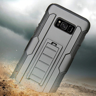 Capa Case Samsung Galaxy S8 Plus Anti Impacto Cp Cinto