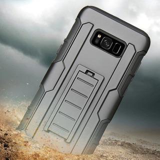 Capa Case Samsung Galaxy S8 Plus Anti Impacto Cp Cinto