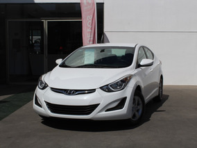 Hyundai Elantra 2.0 Gls At 2016 / Dalton Colomos Country