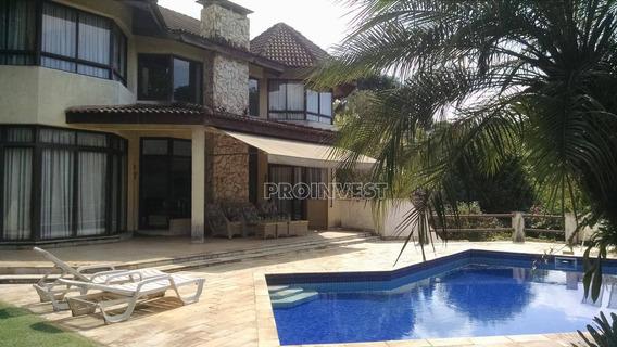 Charmosa Casa Na Granja Viana Sao Fernando Golf Club - Ca15160