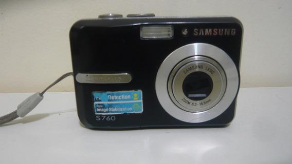 Câmera Samsung S760 !!! Não Funciona!!!