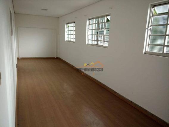 Casa Para Alugar, 500 M² Por R$ 8.000/mês - Centro - Itu/sp - Ca1538