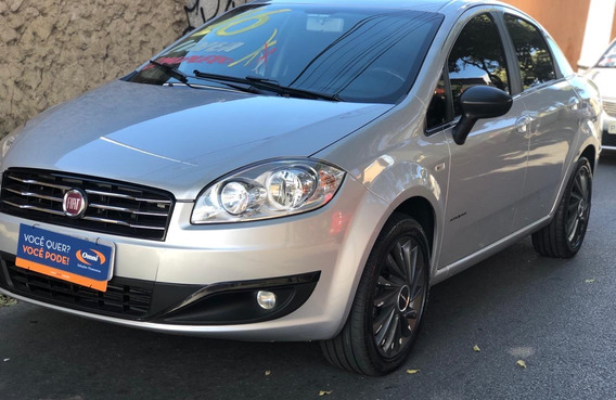 Fiat Linea 1.8 8v Blackmotion