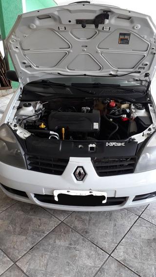 Renault Clio 1.0 16v Authentique Hi-flex 5p 2006