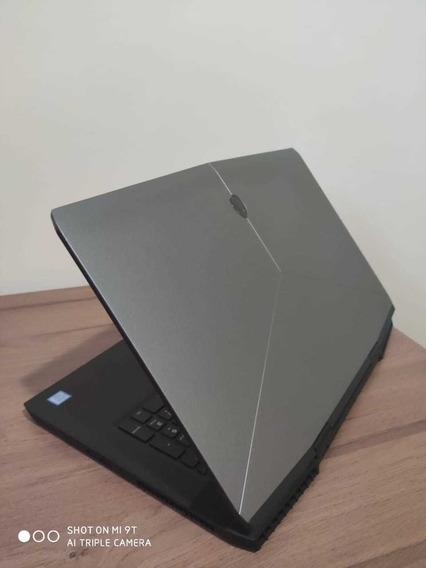 Notebook Gamer Alienware M17 2070 8gb 1tb+512gbssd