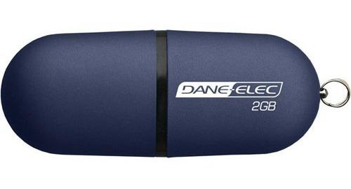 Pen Drive 2 Gb - Dane Elec