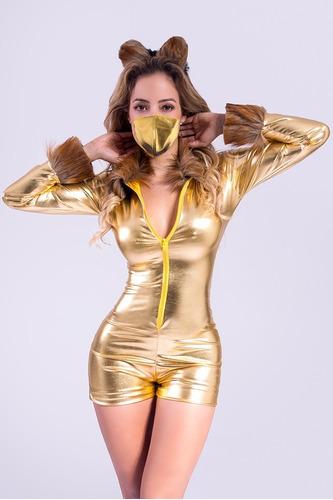 Disfraz De Leona Para Mujer Adulto Pia Sexy Tienda Oficial