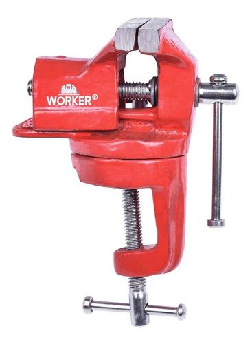 Mini Torno Bancada Girat 141720 Worker