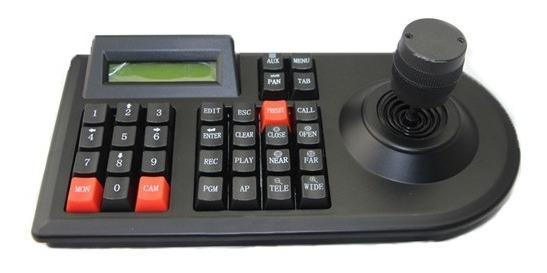Mesa Controladora Camera Speed Dome Rs485 Ptz 4d Pts3103c