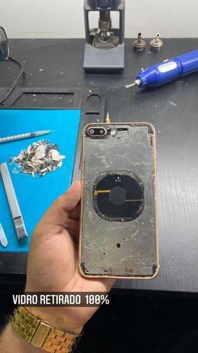 Troca De Vidro Traseiro iPhone