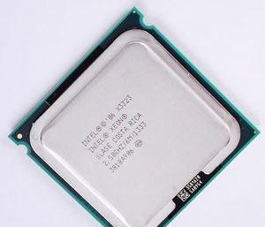 Processador Intel Xeon X3323 2.50ghz 6m T300 R200 R300 Hs12