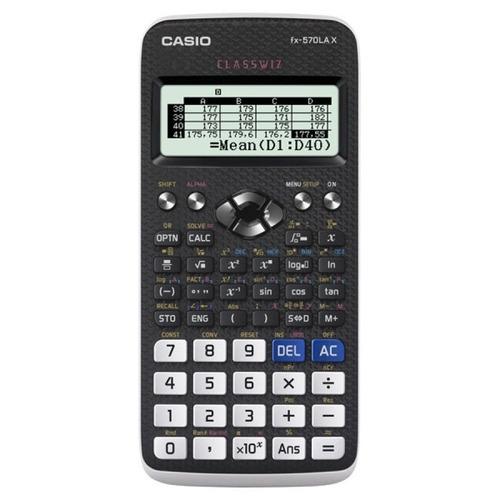 Calculadora Cientifica Casio Fx-570la X Classwiz Lax