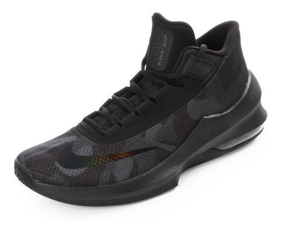 Zapatillas Nike Air Max Infuriate 2 Mid Prm Ao4428-001