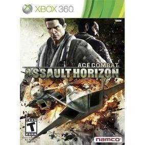 Ace Combat Assaut Horizon Midia Fisica Xbox 360(usado)
