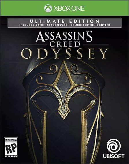 Assassins Creed Odyssey Ultimate Xbox One Digital + 1 Jogo