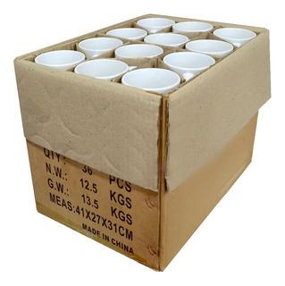 Mug Blanco Caja X36 Unidades