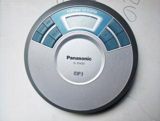 Discman Panasonic Mp3 Walkman Minidisc
