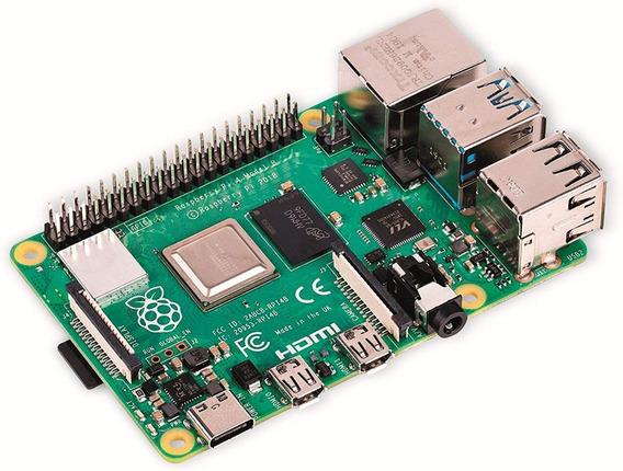 Raspberry Pi 4b 2 Gb Ram, Envio Imediato