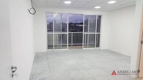 Imagem 1 de 9 de Sala À Venda, 38 M² Por R$ 350.000,00 - Vila Santa Rita De Cássia - São Bernardo Do Campo/sp - Sa0113