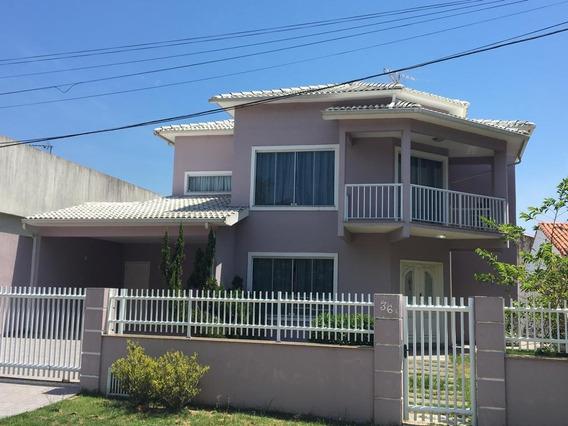 Casa - Em Condomínio, Para Venda Em Maricá/rj - Li-521