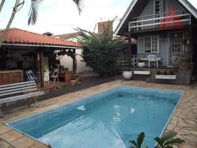 Casa Residencial À Venda, Jardim Paulistano, Americana. - Ca2041