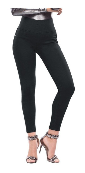 Jeggings Casual Seven Eleven 3059 Negro - 176553
