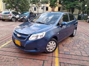 Chevrolet Sail Sedan 2014 Aire Acondicionado 4 Puertas