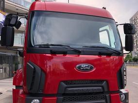 Ford Cargo 1722 Cab Dormitorio Tractor Año 2014 Pro Seven