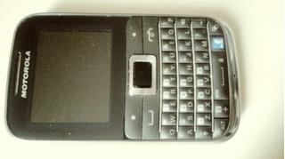 Celular Motorola Ex 116