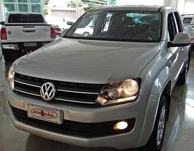 Vw Amarok Trendline Cd 2.0 4x4 Automático Diesel