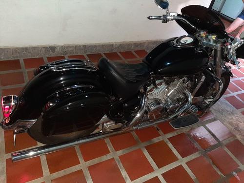 Yamaha Royal Star 1300cc Modificada