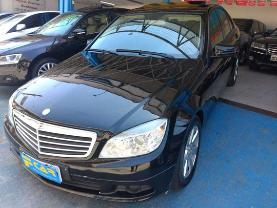 Mercedes Bens C180 K 2011 Com Teto,baixo Km