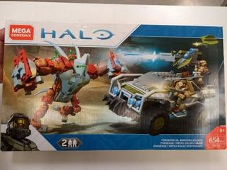 Mega Construx. Halo: Forgehog Vs Banished Goliat